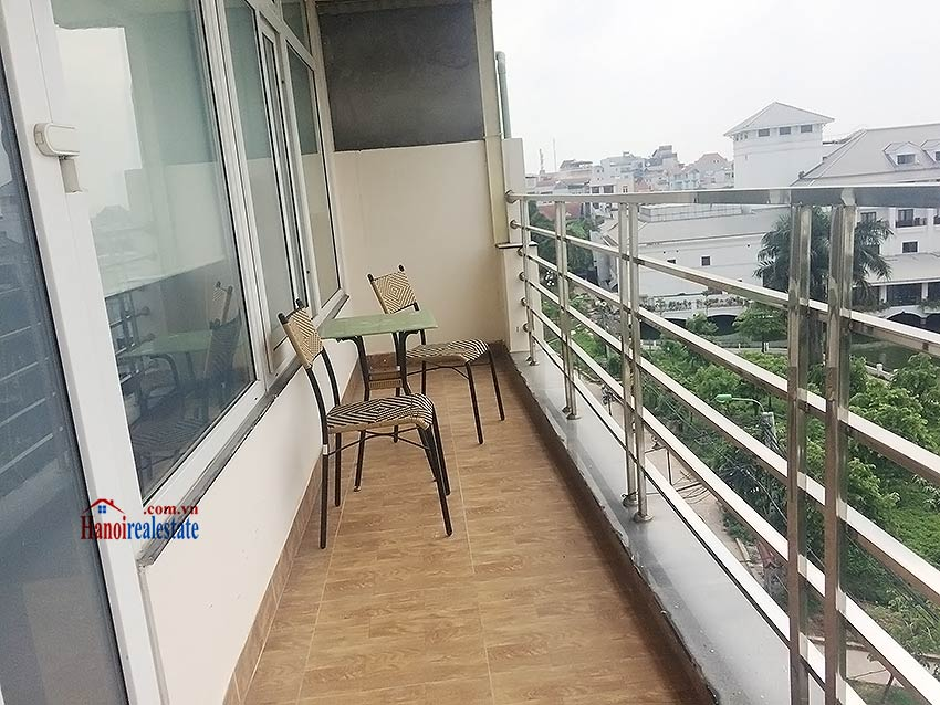 Cozy apartment with 01 bedroom in Nghi Tam Village, lake view 8