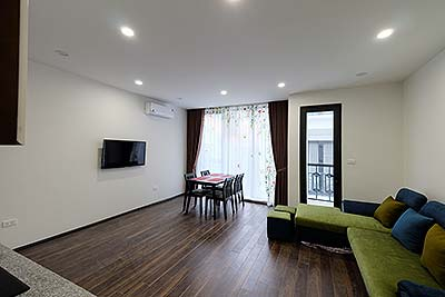 Cozy design apartment in Tay Ho, 02 bedrooms, brand new