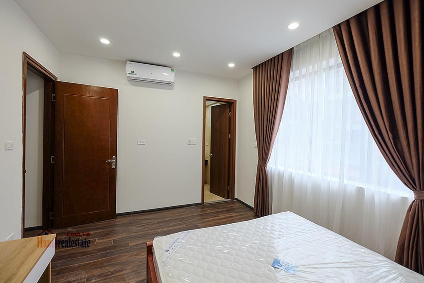 Cozy design apartment in Tay Ho, 02 bedrooms, brand new 12