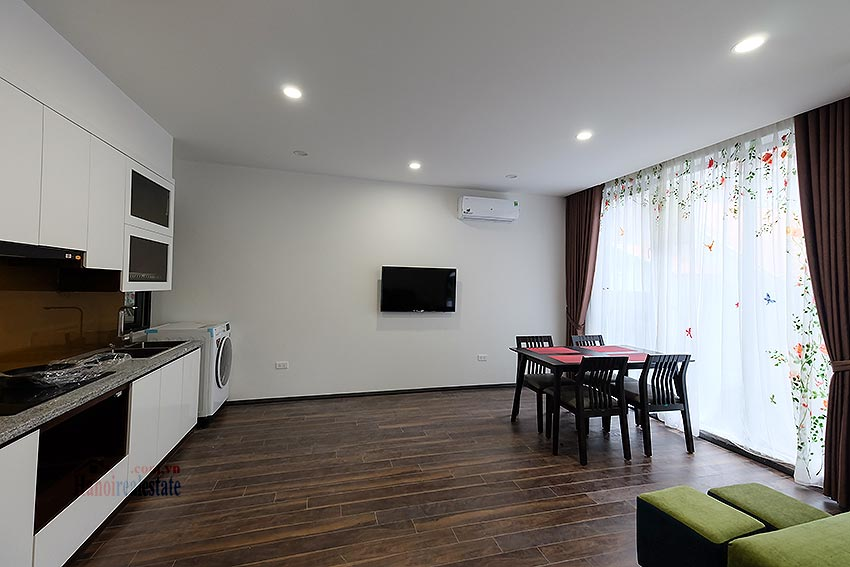 Cozy design apartment in Tay Ho, 02 bedrooms, brand new 4