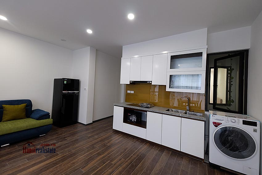 Cozy design apartment in Tay Ho, 02 bedrooms, brand new 5