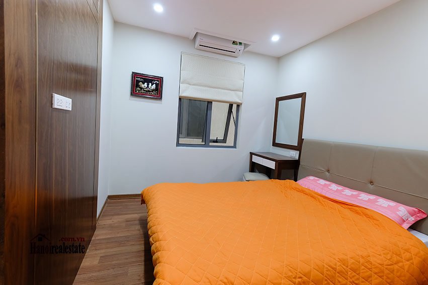 D'. Le Roi Soleil: City view 03BRs serviced apartment on Xuan Dieu Rd, balcony 16