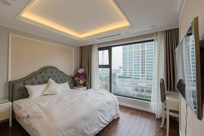 D'Le Roi Soleil: Luxurious 03BRs apartment, fully furnished 24