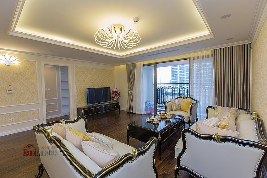 D'Le Roi Soleil: Luxurious 03BRs apartment, fully furnished 7