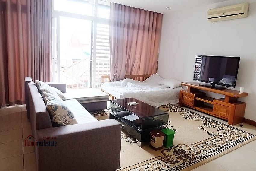 Duplex 02BRs apartment to let in Ba Dinh walking distance to Lotte Tower 2