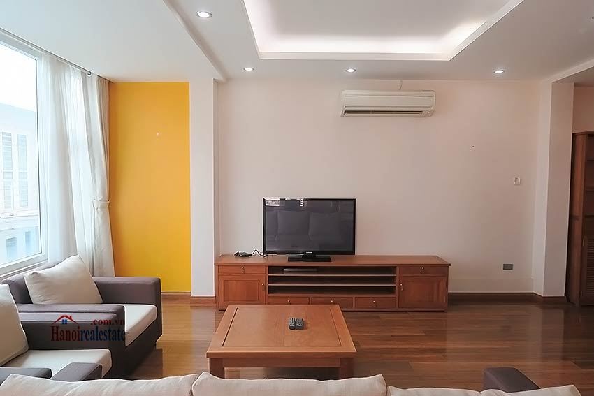 Duplex apartment in Ba Dinh for rent, 02 bedrooms 1