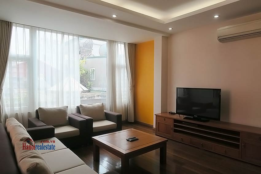 Duplex apartment in Ba Dinh for rent, 02 bedrooms 2