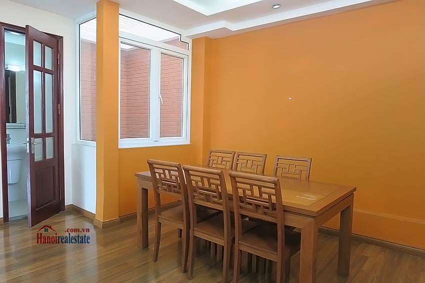 Duplex apartment in Ba Dinh for rent, 02 bedrooms 5