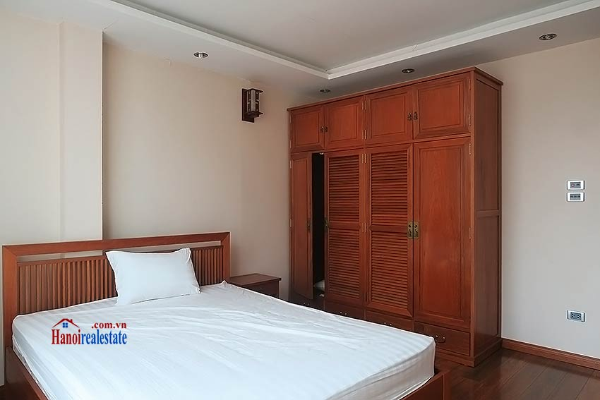 Duplex apartment in Ba Dinh for rent, 02 bedrooms 8