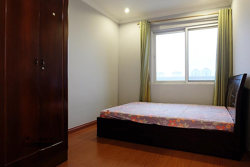 E5 Ciputra: Fully furnished 04BRs apartment, balcony 6
