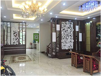 Elegant 04BRs villa for rent at Hoa Phuong, Vinhomes Riverside