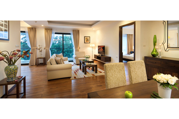 Elegant Suites West Lake Hanoi 12