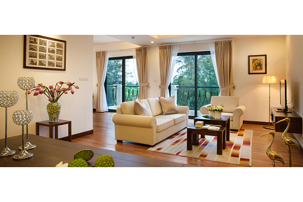 Elegant Suites West Lake Hanoi 13