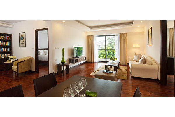 Elegant Suites West Lake Hanoi 14