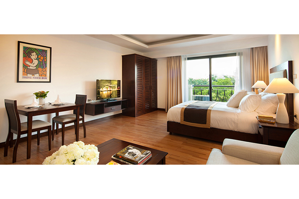 Elegant Suites West Lake Hanoi 16