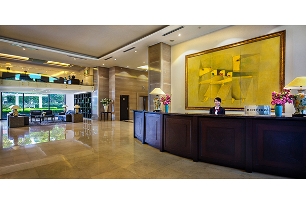 Elegant Suites West Lake Hanoi Serviced apartments