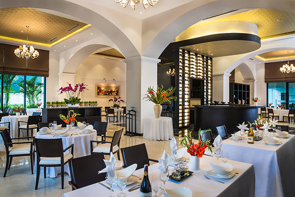 Elegant Suites West Lake Hanoi Restaurant