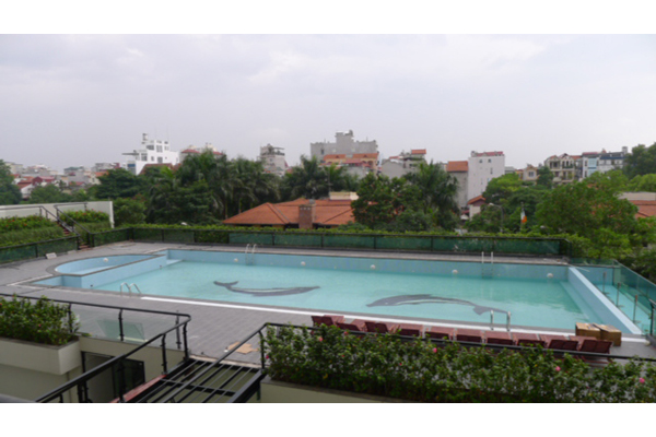 Elegant Suites West Lake Hanoi Swimming pool