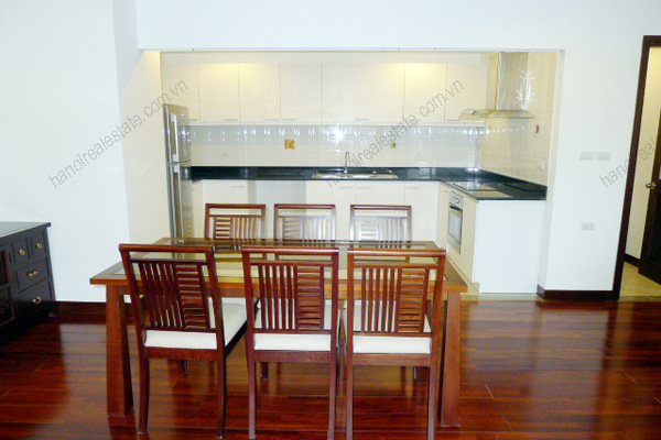 Elegant Suites West Lake Hanoi-Three bed room Executive serviced Apartment for rent 10