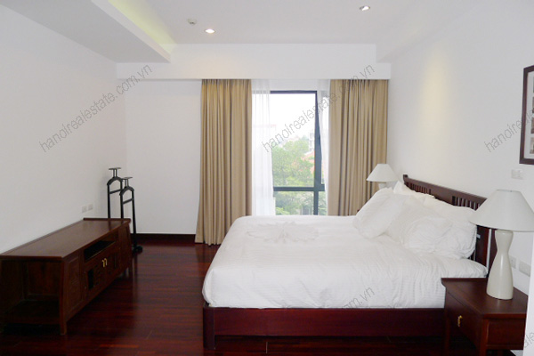Elegant Suites West Lake Hanoi-Three bed room Executive serviced Apartment for rent 12