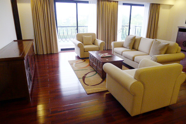 Elegant Suites West Lake Hanoi-Three bed room Executive serviced Apartment for rent 3