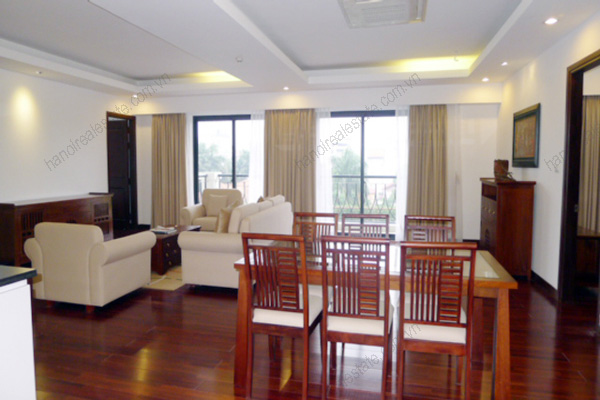 Elegant Suites West Lake Hanoi-Three bed room Executive serviced Apartment for rent 4