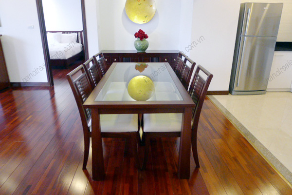 Elegant Suites West Lake Hanoi-Three bed room Executive serviced Apartment for rent 7