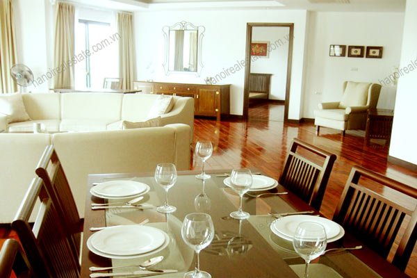 Elegant Suites West Lake -Three bedroom serviced Apartment, 205m2 3