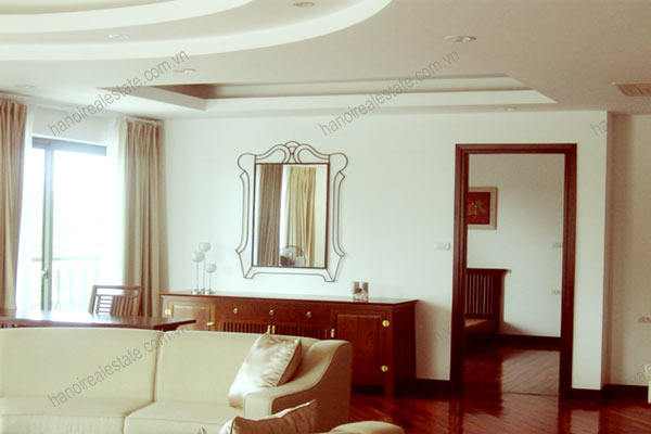 Elegant Suites West Lake -Three bedroom serviced Apartment, 205m2 5