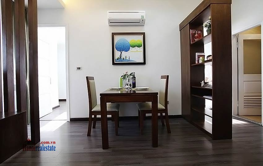 Excellent apartment 01BR in Dong Da, 10m walk to Royal City 10