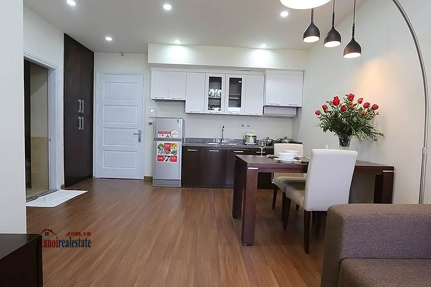 Excellent apartment 01BR in Dong Da, 10m walk to Royal City 2