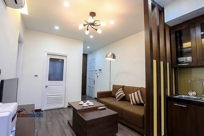 Excellent apartment 01BR in Dong Da, 10m walk to Royal City 3