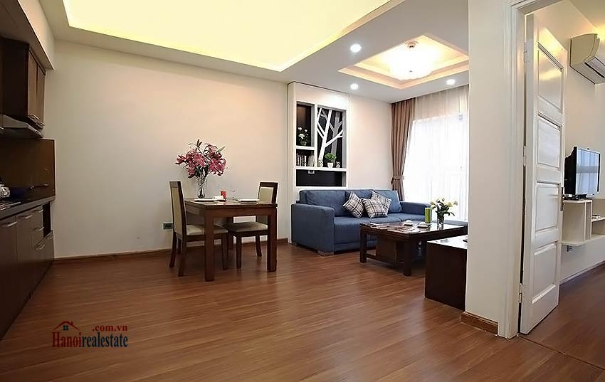 Excellent apartment 01BR in Dong Da, 10m walk to Royal City 4