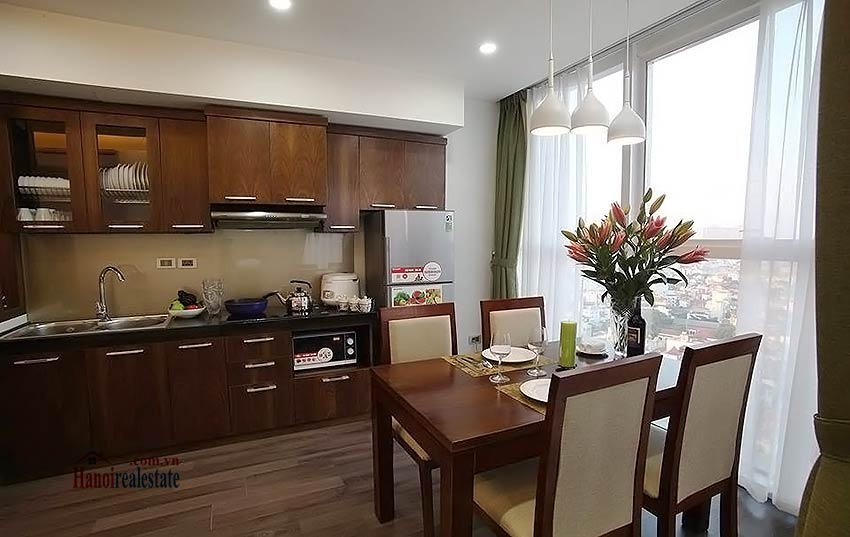 Excellent apartment 01BR in Dong Da, 10m walk to Royal City 7