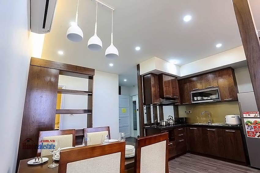 Excellent apartment 01BR in Dong Da, 10m walk to Royal City 8