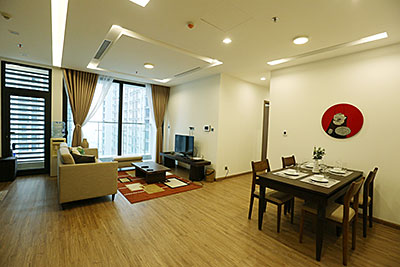 Fabulous apartment with 03+01BRs at M1, Vinhomes Metropolis