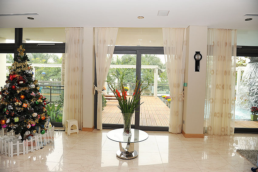 Fantastic and elegant 05BRs villa at Trich Sai St, lake front, swimming pool 34