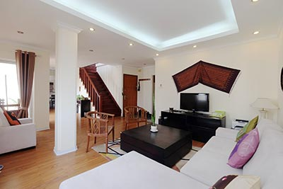 Fascinating duplex penthouse in Hoan Kiem District, near Opera House