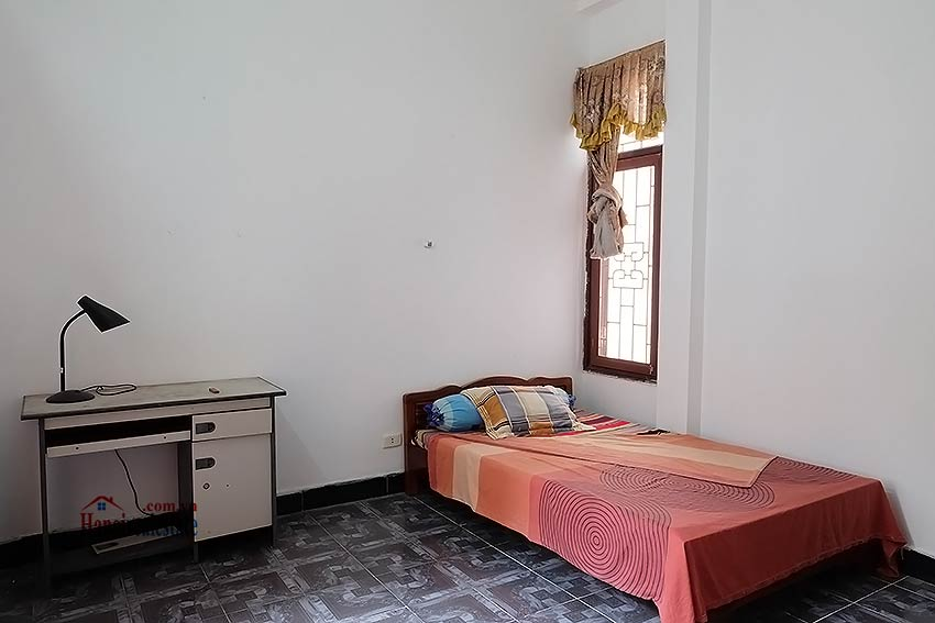 Four bedroom house with garden and cout yard in Ba Dinh 14