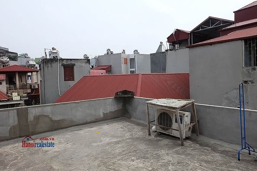Four bedroom house with garden and cout yard in Ba Dinh 20
