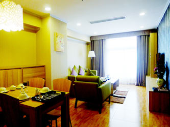 Fully Facility Serviced apartment for rent at CANDEO Hotel