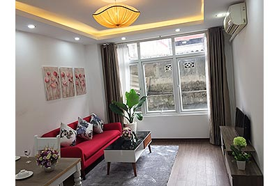 Fully furnished 01 bedroom apartment in Linh Lang, Near Lotte and Deawoo Hotel