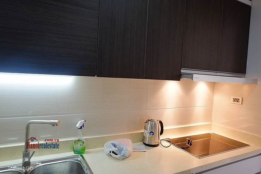 Fully furnished 02BRs apartment for rent at Vinhomes Nguyen Chi Thanh 7