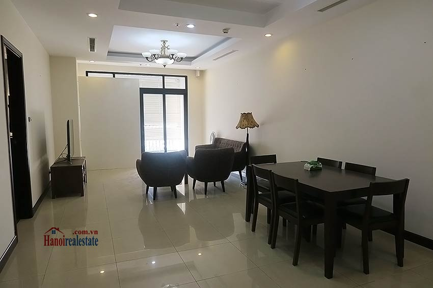 Fully furnished 02BRs apartment to lease at Royal City Hanoi 1