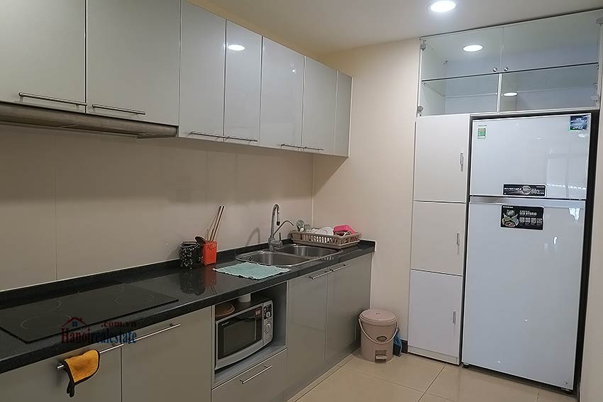 Fully furnished 02BRs apartment to lease at Royal City Hanoi 10