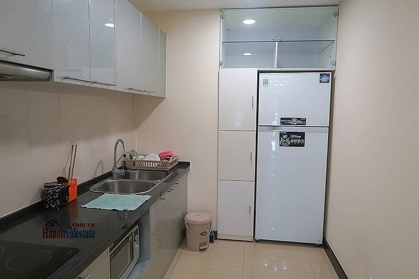 Fully furnished 02BRs apartment to lease at Royal City Hanoi 11