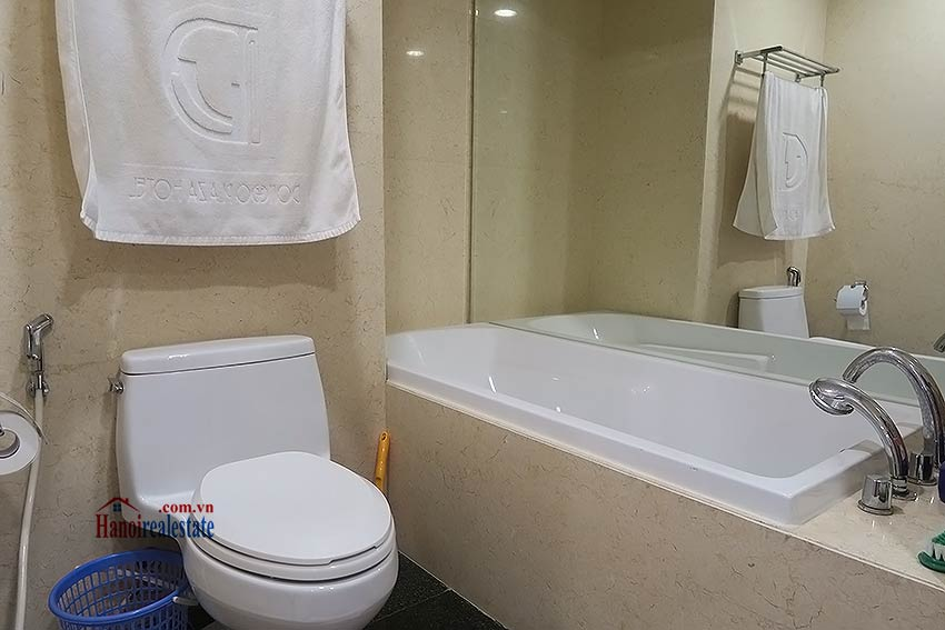 Fully furnished 02BRs apartment to lease at Royal City Hanoi 16
