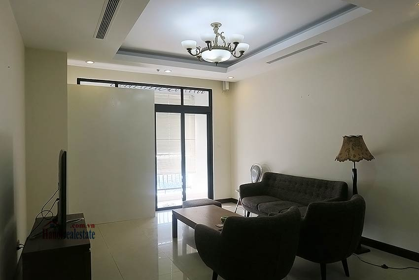 Fully furnished 02BRs apartment to lease at Royal City Hanoi 2