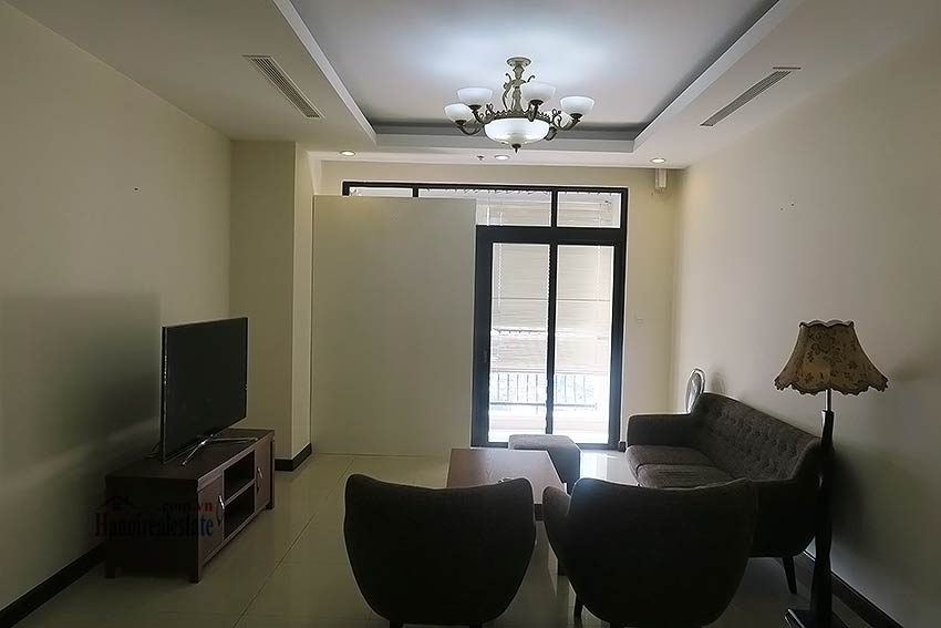 Fully furnished 02BRs apartment to lease at Royal City Hanoi 3