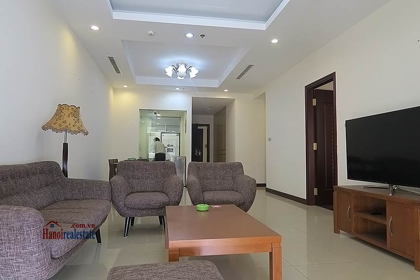 Fully furnished 02BRs apartment to lease at Royal City Hanoi 4
